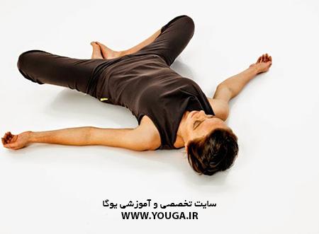 یوگا و کاهش اضطراب