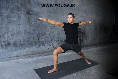 آموزش حرکت یوگا برای افراد مبتدی