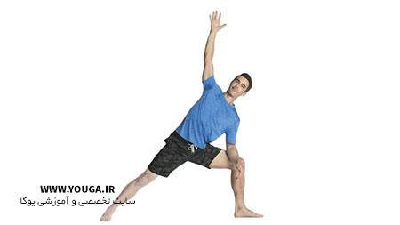 حرکات ساده یوگا برای مبتدیان