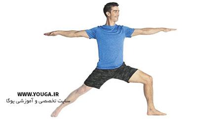 حرکات آسان یوگا برای مبتدیان